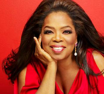 Oprah Winfrey, femme influente